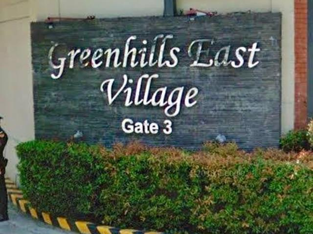 House And Lot For Sale In Duke St. Greenhills East, Mandaluyong City