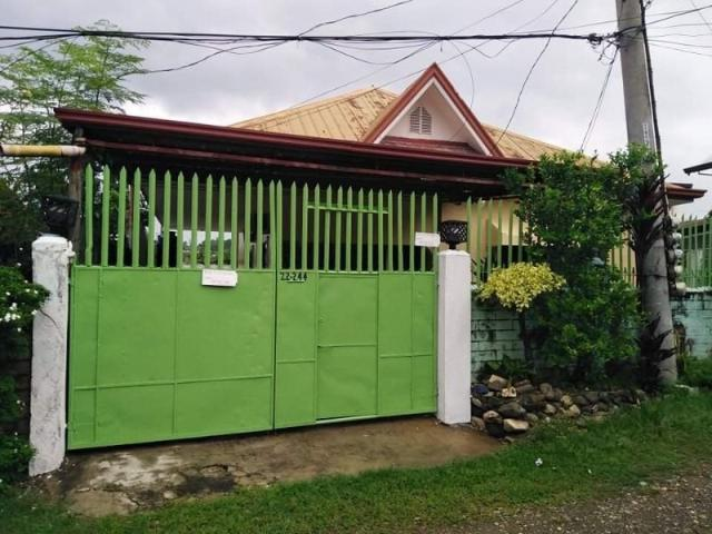 House And Lot For Sale In Lagtang, Talisay