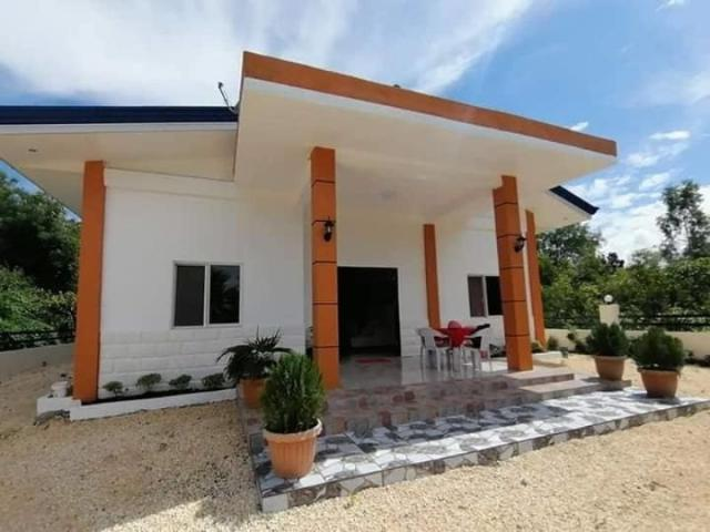 House And Lot For Sale In Libaong, Panglao Island, Bohol