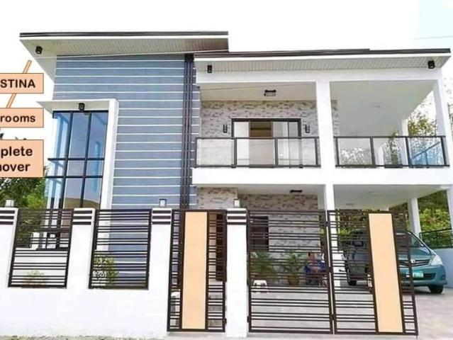 House And Lot For Sale In Saddle And Club Tanza Cavite