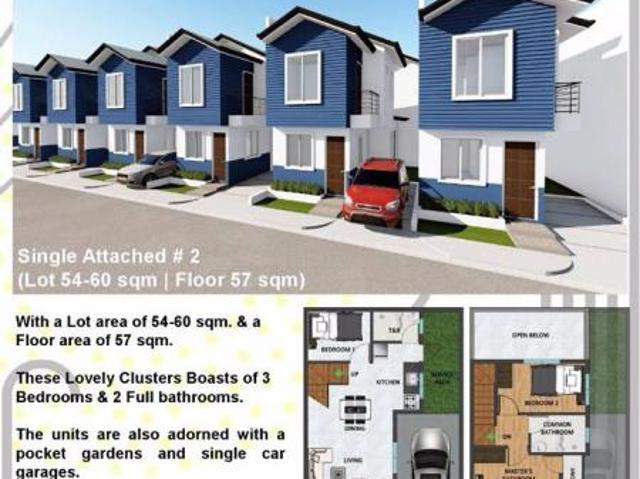 House And Lot For Sale In San Mateo