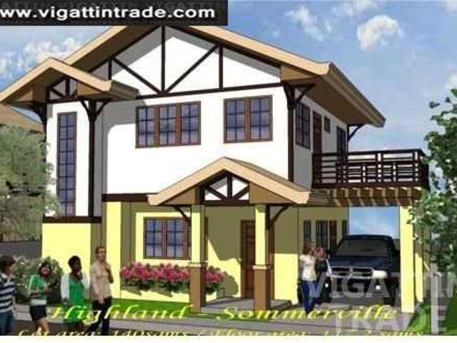 House And Lot For Sale In Talisay Cebu Sommerville Model