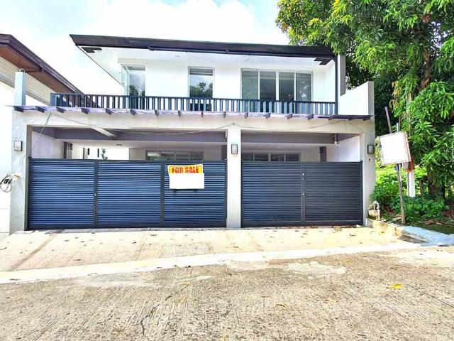 House And Lot For Sale In Vista Real Subd Commonwealth Quezon City