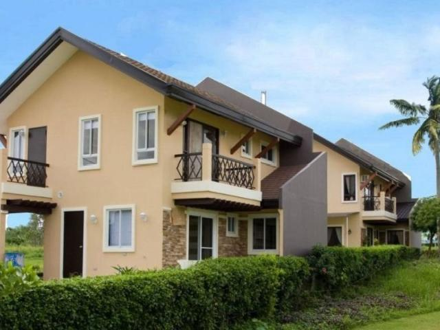 House And Lot For Sale Inside A Golf Community Ideal For Philippine Retirement