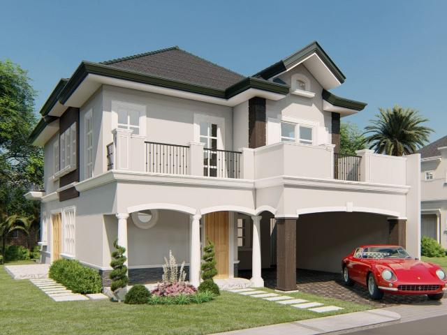 House And Lot For Sale Located In Alabang