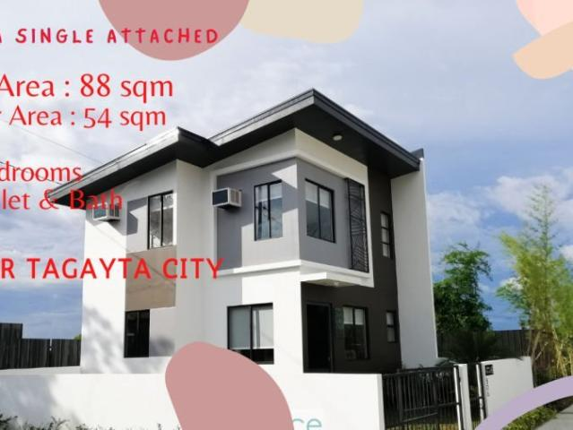 House And Lot For Sale Near Tagaytay Pre Selling