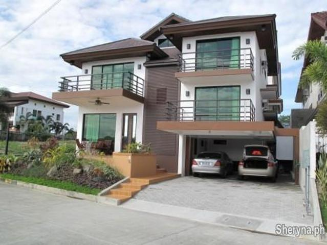 House And Lot For Sale Palms Pointe Village Alabang Muntinlupa