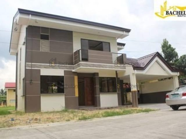 House And Lot For Sale With Balcony In Liloan Cebu