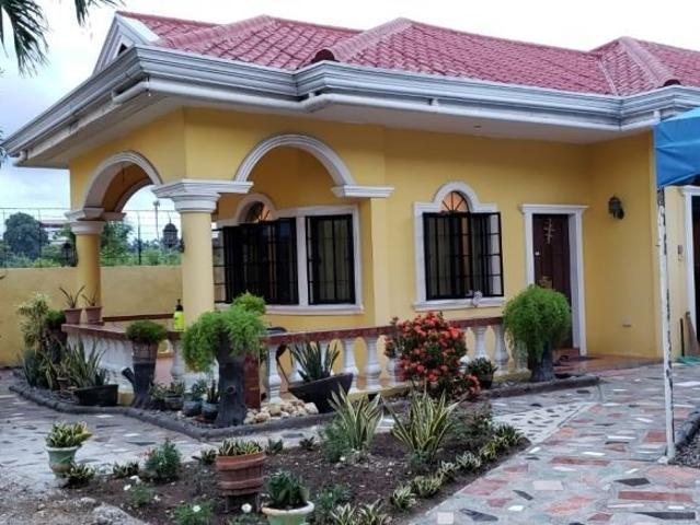 House And Lot Furnished In Cordova Lot Area 520 Sq. Meter