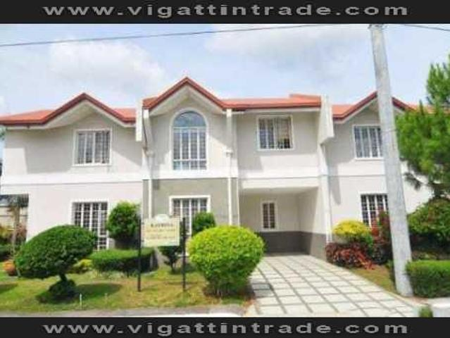 House And Lot In Cavite Townhouse Triplex For Sale Near Tagaytay
