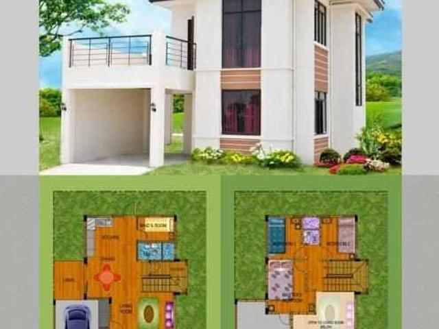 House And Lot In Sta Rosa Laguna Single Detached