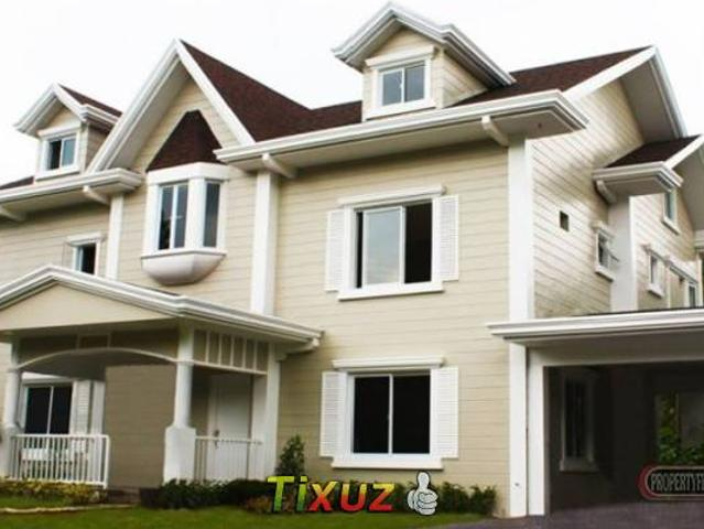 House And Lot In Sucat Near Makati San Francisco Inspired
