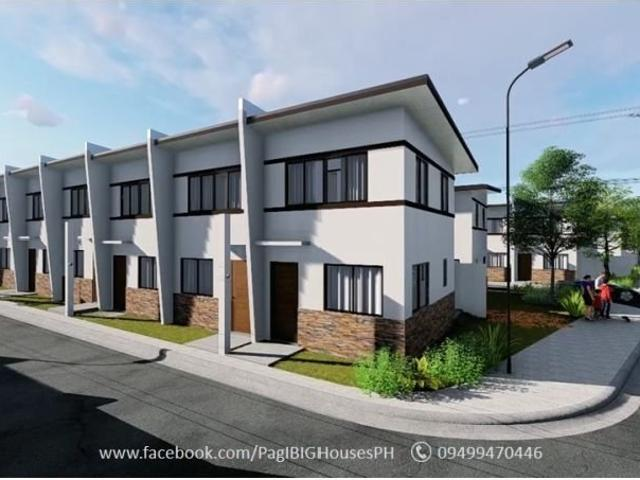 House And Lot Metroville 3br 1tb Fa 46sqm Under Pag Ibig!