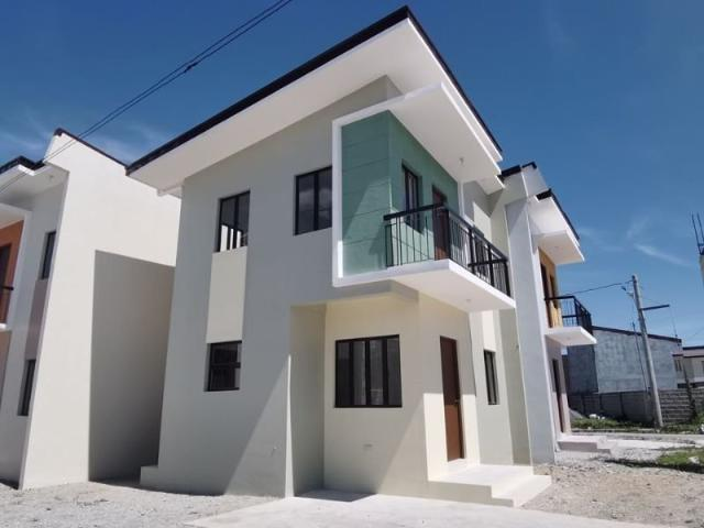 House And Lot Package In Tanza, Cavite