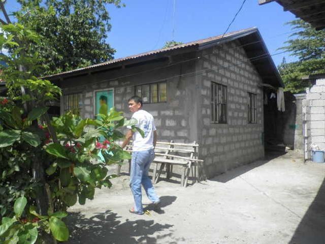 House And Lot Rights For Sale In Madapdap,mabalacat Pampanga!