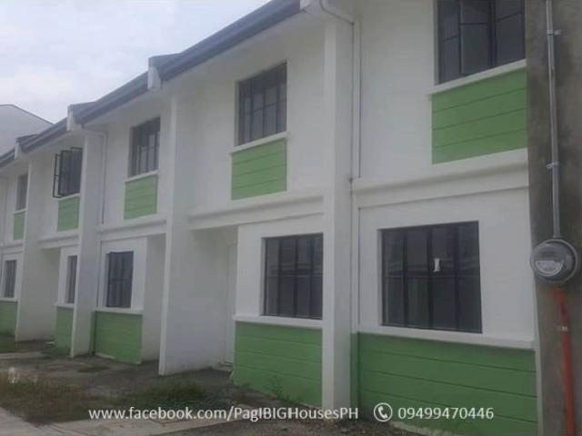 House And Lot Starkville 2br 1tb Fa 43sqm Under Pag Ibig!