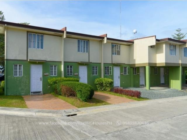 House And Lot Tricia 2br 1tb Fa 30sqm Under Pag Ibig!