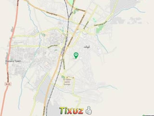 House Available For Sale At Iqra City Faqeer Mohammad