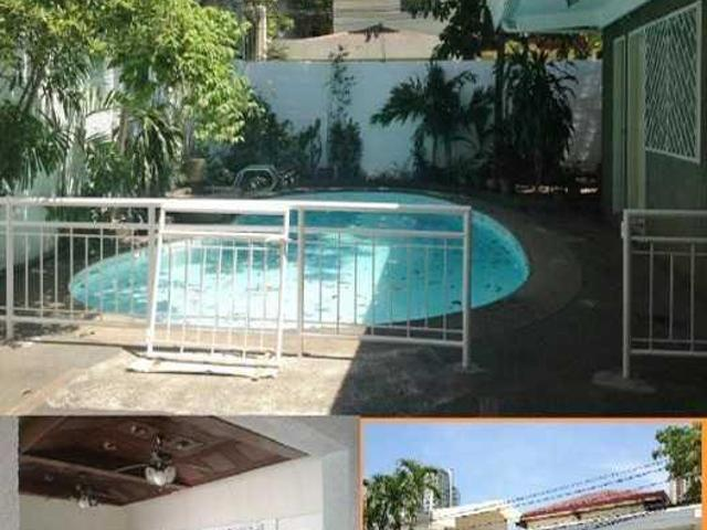 House For Rent In Pasig With Pool Valle Verde