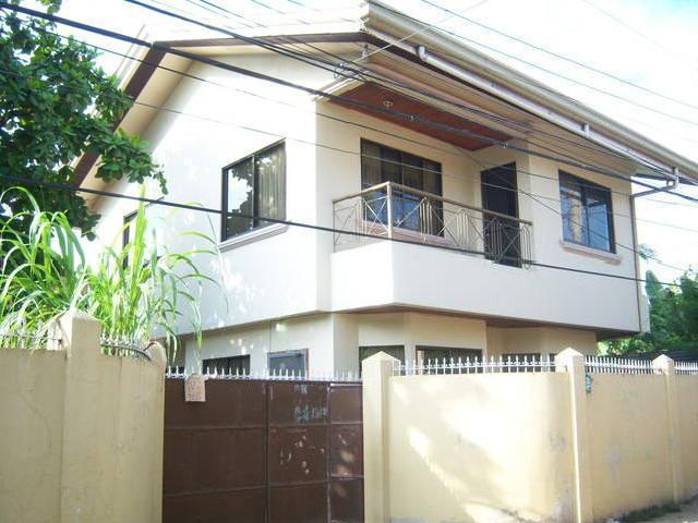 House For Rent In Talisay City, Cebu First Building