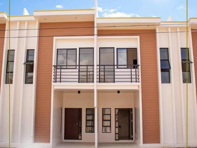 House For Sale 2 Bedroom Townhouse In Breeza Palm Lapulapu City