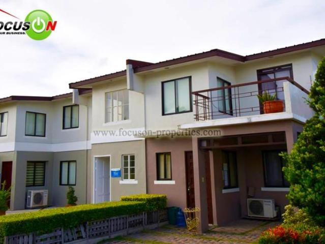 House For Sale Alice Townhouse W/3br,near Malls,resto,bank