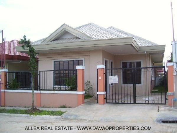Davao 20 3 Bedrooms New Bungalows In Davao Mitula Homes