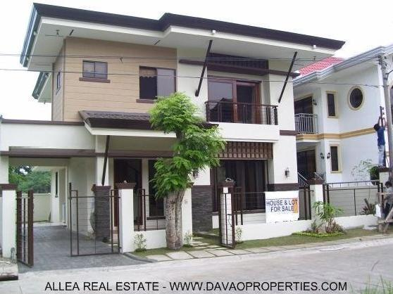 House Davao City Furnished New 3 Storey Mitula Homes