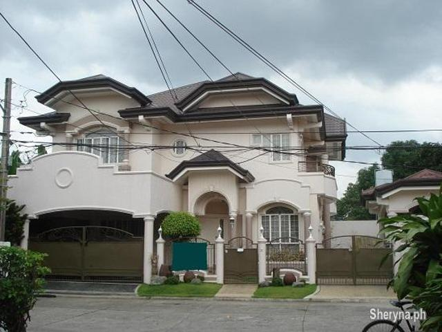 House For Sale In Bf Homes 6br Two Storey House Code:phs0014