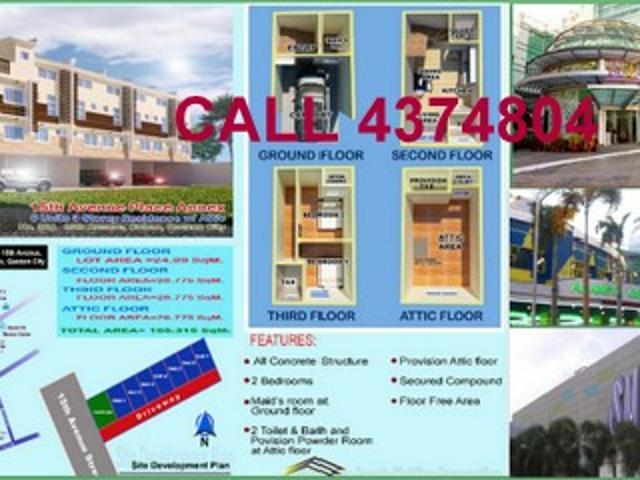 House For Sale In Cubao, Quezon City, Manila, Ref# 5759360