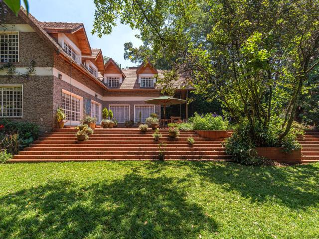 House For Sale In Muthaiga Kenya