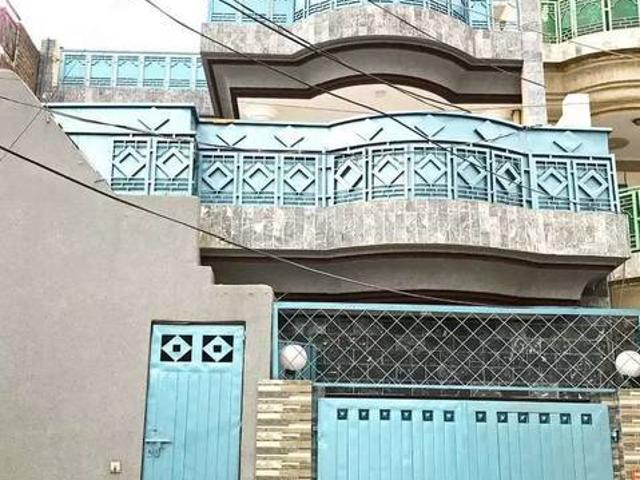 House For Sale In Phase 3 Hayatabad