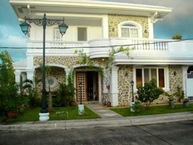 House For Sale In Versailles Alabang