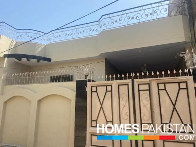 House For Sale Sargodha Farooq Colony