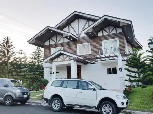 House With Pool Tagaytay Highlands Resort Inspired 5br