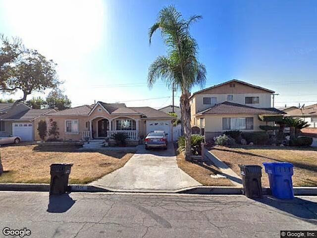 Hud Foreclosed Downey Single Family Home