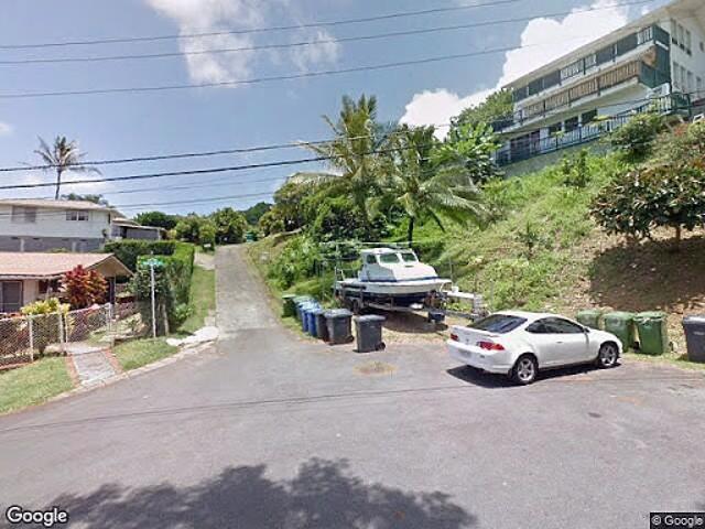 Hud Foreclosed Single Family Home In Kaneohe