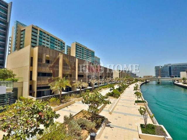 Huge 4br Townhouse With Private Pool In Al Raha Beach Aed 4,800,000