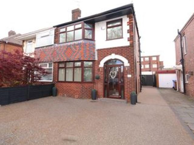 Hulme Road, Denton, Manchester M34, 3 Bedroom Semi Detached House
