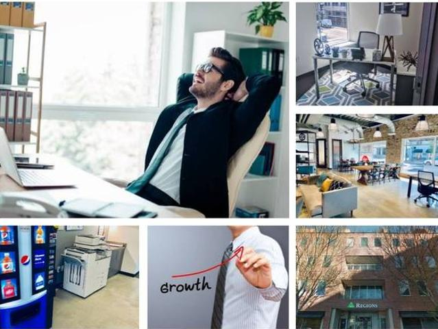 Hybrid Workspace Solutions, Close To Home, But Not At Home Charleston
