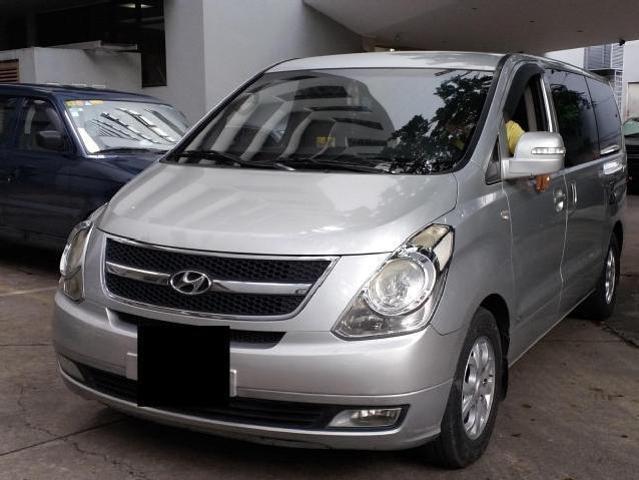 Hyundai 2009 diesel 2900 00 php van for rent hire