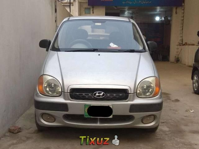26+ Hyundai Santro Car 2002 Model