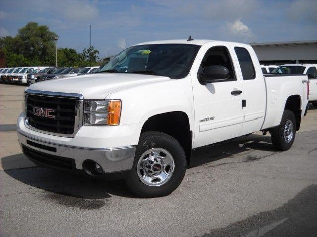 2500hd gmc sierra extended cab long bed sle used cars in. Black Bedroom Furniture Sets. Home Design Ideas