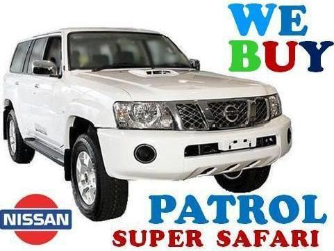 I buy nissan patrol diesel super safari