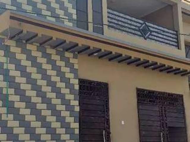 I Have 5 Marla New Fresh Double Story House For Sale On Warsak Road