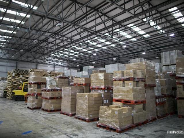 Ideal 90000 Sqft Warehouse Available For Rent At Sataina Road Fsd