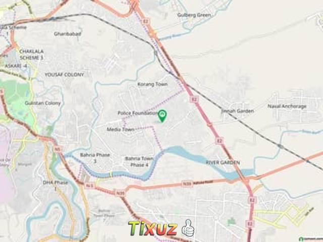 Ideally Priced Commercial Plot For Sale In Islamabad