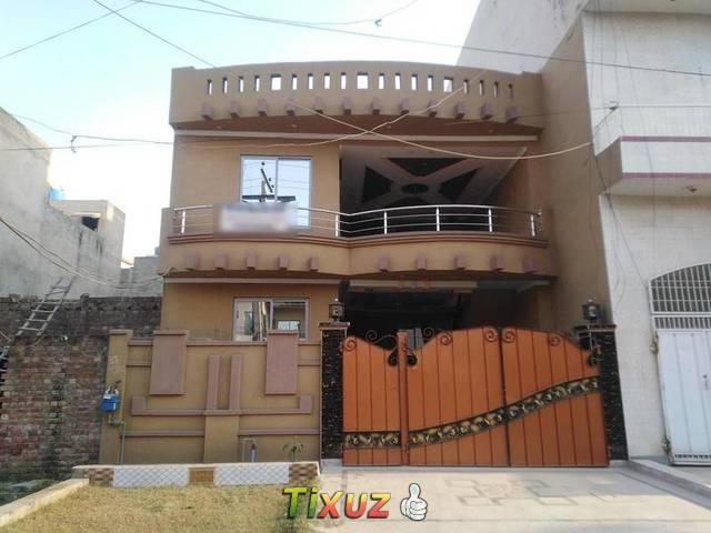 In Johar Town House For Sale Sized 75 Marla