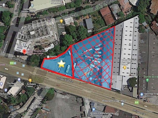 Industrial Lot For Sale In Cainta, Rizal 6732889