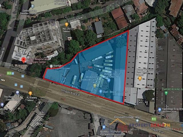 Industrial Lot For Sale In Cainta Rizal
